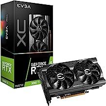 EVGA GeForce RTX 3060 Ti XC Gaming, 08G-P5-3663-KL, 8GB GDDR6, Metal Backplate, LHR