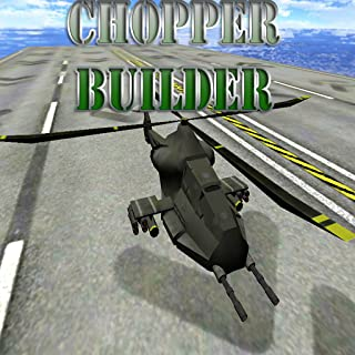 Helicopter Toy Builder 3D - Arial Flight