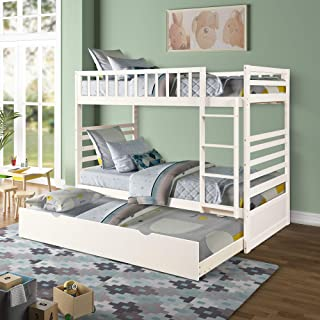 Best twin bunk bed over desk Reviews