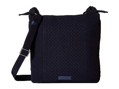 Vera Bradley Hadley Hipster (Classic Navy) Handbags