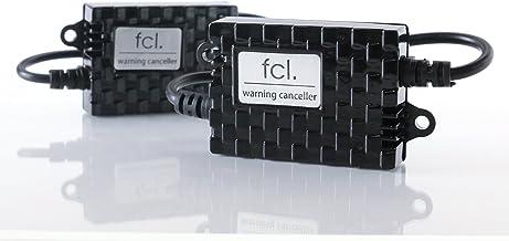 fcl.(エフシーエル) 2018年モデル LEDヘッドライト専用パーツ ワーニング キャンセラー H8/H11/H16用 2個セット