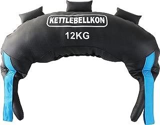 KETTLEBELLKON (ケトルベル魂) ブルガリアンサンドバッグ 8kg 12kg 16kg 20kg 24kg 多彩な動きで全身をくまなく鍛える万能ツール