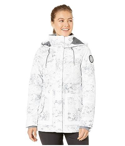 Obermeyer Liberta Jacket (Frosted Fossils) Women