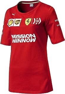 Ferrari Scuderia 2019 F1 Women's Team T-Shirt