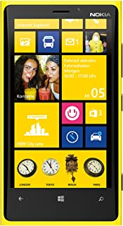 Nokia Lumia 925 16GB Unlocked GSM 4G LTE Windows 8 Smartphone w/ 8MP Camera - Yellow