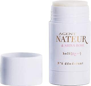 Agent Nateur Holi (Rose) Shiva Rose N4 Natural Organic Deodorant for Women