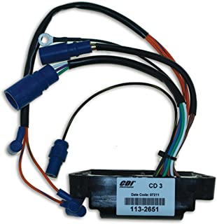 CDI Electronics 113-2651 Johnson/Evinrude Power Pack-6 Cyl (1985-1987)