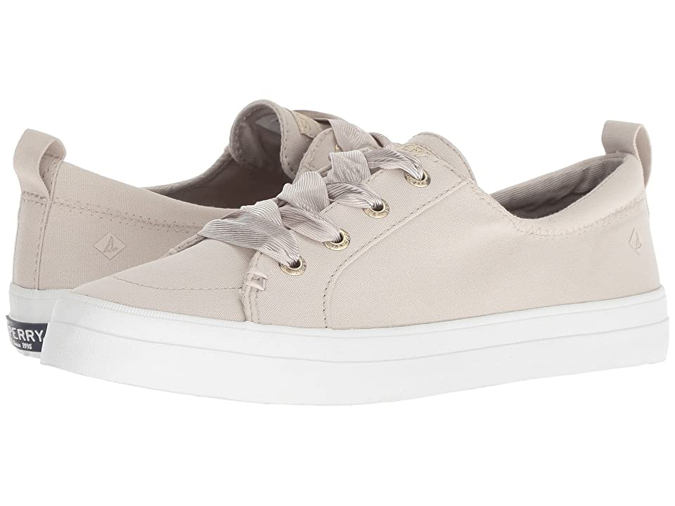 Sperry Crest Vibe Satin Lace (Ivory) Women