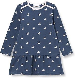 Sanetta Fiftyseven Kleid Blue Robe décontractée Fille