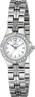 Women's 0126 II Collection Crystal-Accented Stainless Steel Watch