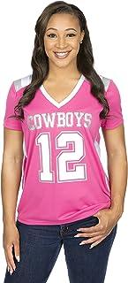 Amazon.com: Sports Fan Jerseys - Pink / NFL / Jerseys / Clothing ...