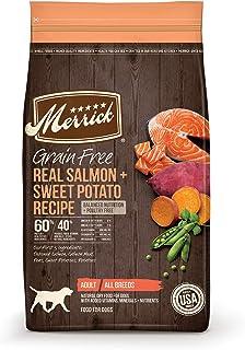 Merrick Salmon Sweet Potato Recipe