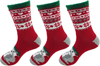 Women's Double Layer Thick Super Soft Warm Fuzzy Home Outdoor Socks