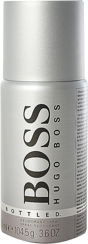 Hugo boss,deodorante spray per uomo,150 ml 10002662