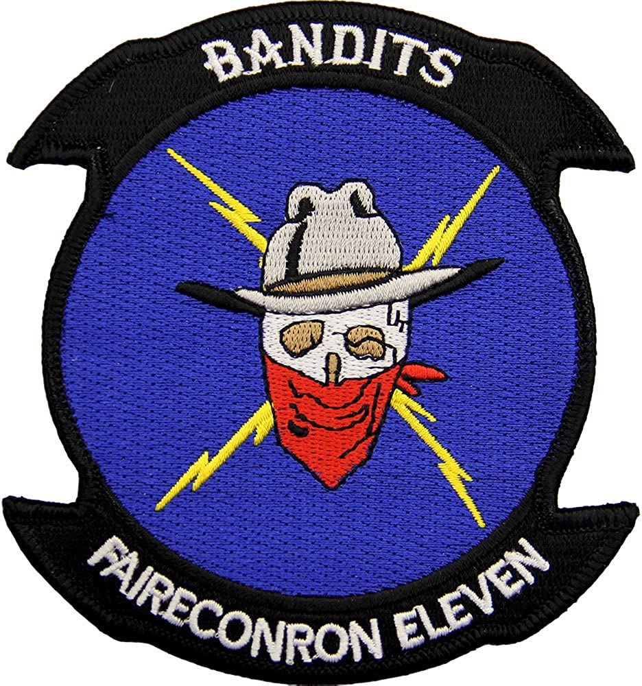 Fleet Super beauty product restock quality top! Air Reconnaissance Squadron VQ-11 Award Full Color Patch