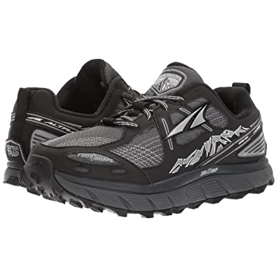 Altra Footwear Lone Peak 3.5 (Black) Women