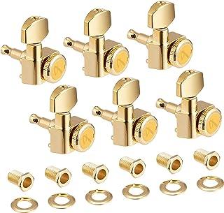 Fender - Clavijas de afinación, dorado