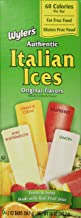 Wylers Authentic Italian Ices Original Flavors(2 Pack)