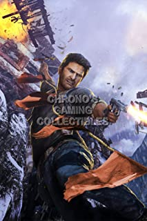 """PrimePoster - Uncharted 2 Among Thieves Poster Glossy Finish Made in USA - YUCH002 (16"""" x 24"""" (41cm x 61cm))"""
