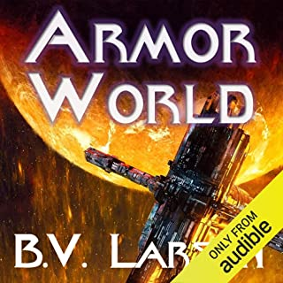 Armor World: Undying Mercenaries, Book 11