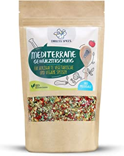 Endless Spices mediterrane Gewürzmischung, italienische Kr�