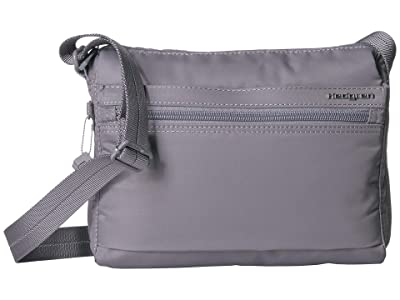 Hedgren Eye RFID Shoulder Bag (Titanium) Shoulder Handbags