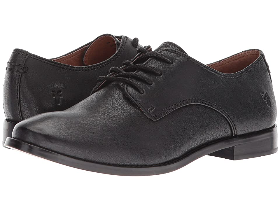 Frye Anna Oxford (Black) High Heels