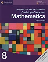 Permalink to Cambridge Checkpoint Mathematics Coursebook 8 [Lingua inglese] PDF