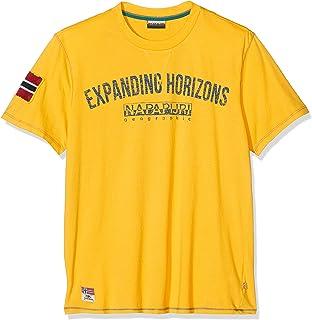 Selize Freesia Yellow Camiseta para Hombre