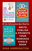 ROMANCE SELF-PUBLISHING BOOK BUNDLE (Books One to Three): All the Information you need to Write, Publish and Promote your Romance Kindle Book (English Edition)