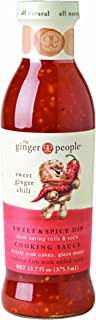 The Ginger People Ginger Chili Sauce, 12.7000-ounces (Pack of 6)