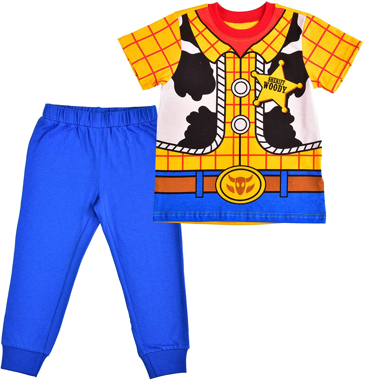 Disney Toy Story Boy's 2-Piece Shirt and Jogger Pant Set