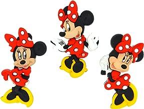 Dress It Up 7717 Disney Button Embellishments, Minnie Mouse