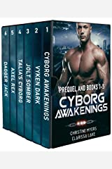 Cyborg Awakenings Box Set: Books 1-5 Includes Prequel Kindle Edition