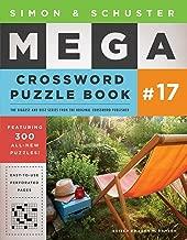 Simon & Schuster Mega Crossword Puzzle Book #17 (17) (S&S Mega Crossword Puzzles)