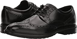 the best attitude 6f096 6cfd2 Ecco walker 2 0 tie black leather   Shipped Free at Zappos