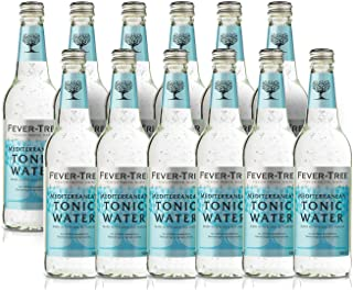 Fever Tree Mediterranean Tonic Water 0,5 Liter Flaschen, 12er Pack 12 x 500 ml
