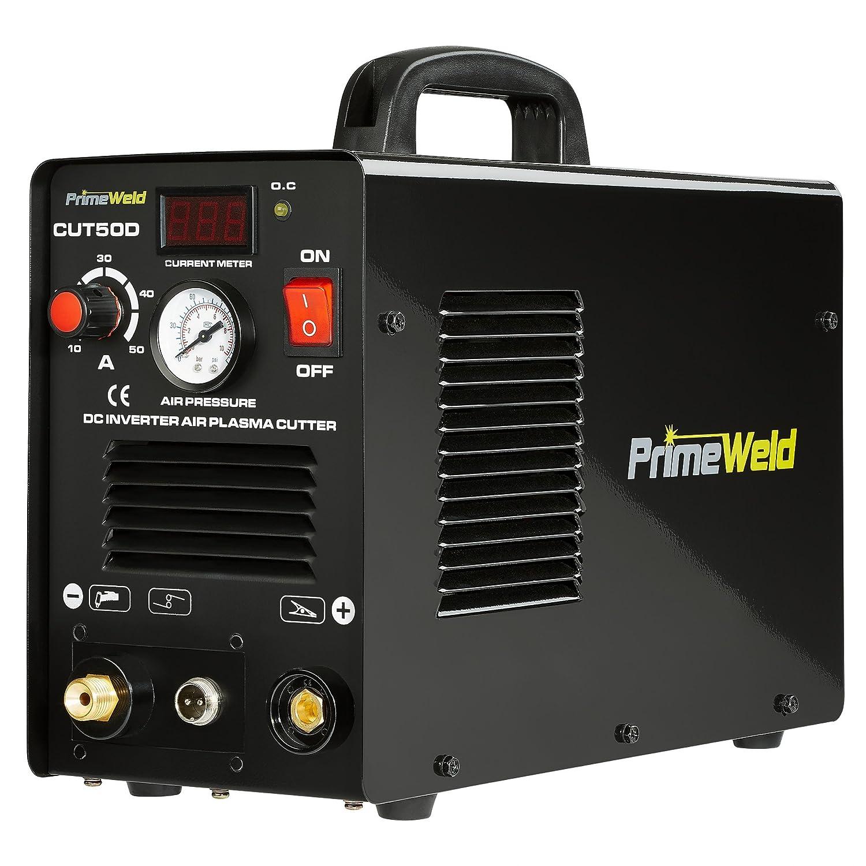 PRIMEWELD 50A CUT50D Plasma Cutter – Best for Air Inversion