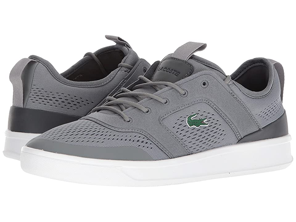 Lacoste Explorateur Light 2181 (Dark Grey/Dark Grey) Men