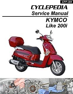 kymco like service manual