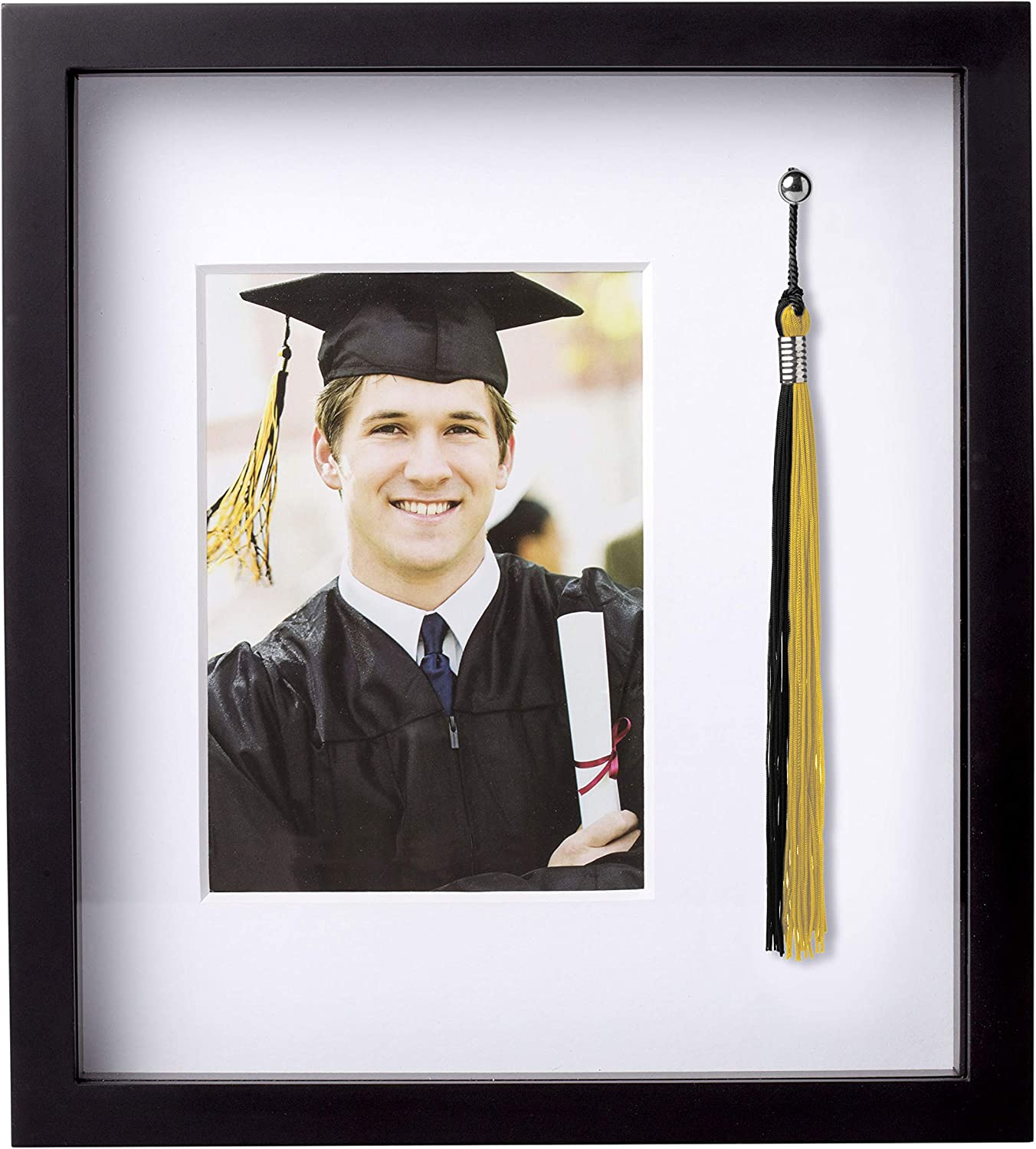 1 year warranty Super special price Pearhead Classic Graduation Diploma Frame Highschool College and