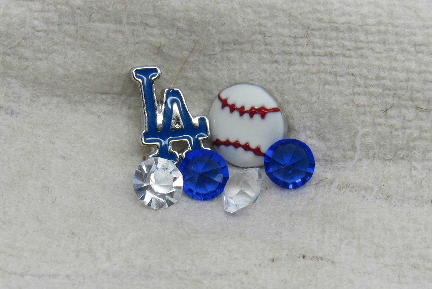 LA Dodgers Cutout Baseball Package Floating Brand Cheap Sale Venue to Your Add Brand new Or Charm