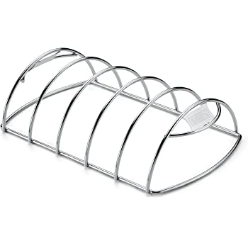 Weber 6605 Original Rib Rack for Grilling, Multi