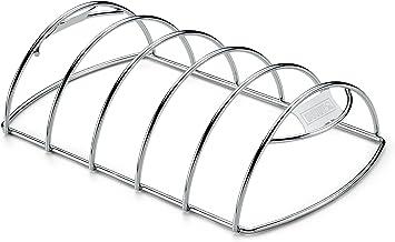 Weber Spare-Rib Asador de costillas - Accesorios de barbacoa/grill (203,2 mm, 335,3 mm, 88,9 mm, 1 pieza(s))