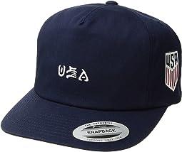 Hurley USA National Team Hat