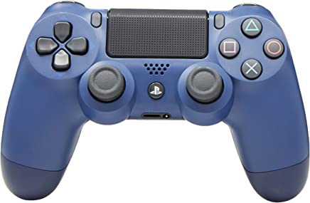 Controle Dualshock - PlayStation 4 - Azul