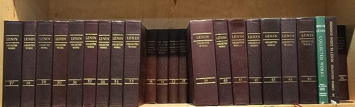 V.I. Lenin Collected Works, Volumes 1-45 (Complete)