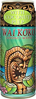 Wai Koko Coconut Water with Pulp