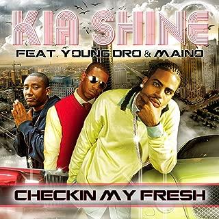 checkin my fresh