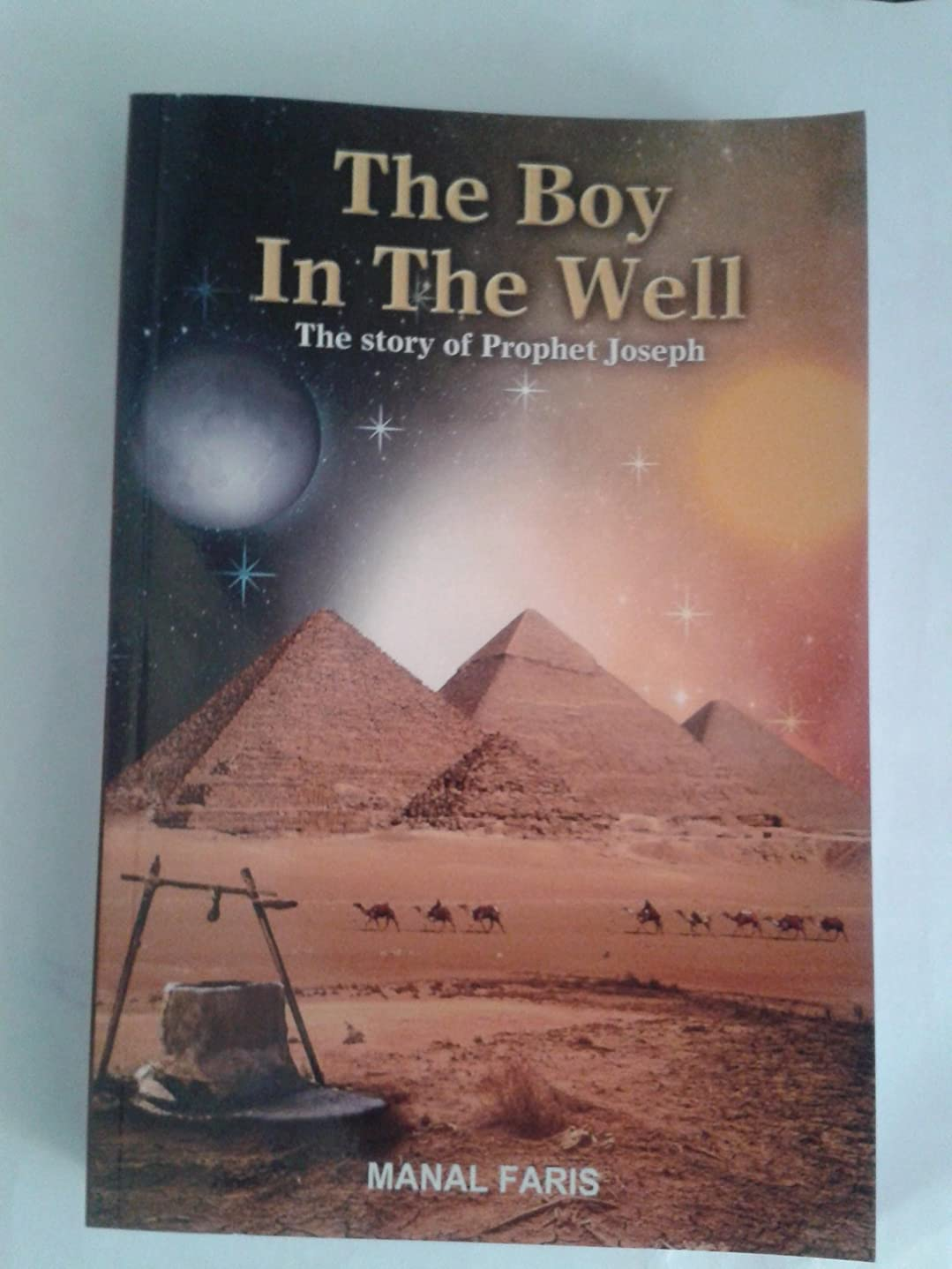 The Boy in The Well: The Story of Prphet Joseph (English Edition)
